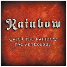 Rainbow-Catch the Rainbow: the Anthology; 2 CD 28 tracks Hard Rock/Metal Nuovo