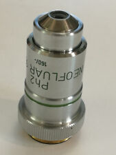lens for the Neofluar ph2 16x microscope zeiss  opton