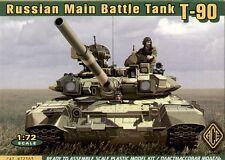 Ace 1/72 T-90 Russian Main Battle Tank # 72163