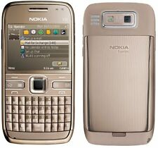Nokia  E72 GOLD Edition - QWERTY ! DUAL CAMERA ! SINGLE SIM ! WIFI ! FM