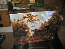 STARSHIP TROOPERS The Miniatures Game Open Box Sealed Contents Complete 2005