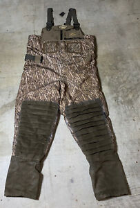 Drake MST Eqwader Insulated Chest Waders Mossy Oak Measurements In Pictures