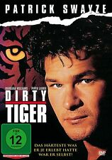 Dirty Tiger - Patrick Swayze # DVD * OVP * NEU
