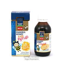 Manuka-Honig Sirup für Kinder mit MGO™ 250+ , 100ml