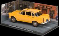 JAMES BOND 007 film models LIVE & LET DIE Cadillac Chevrolet Impala Mini Moke