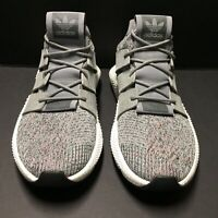 Adidas Mens Prophere EVM Athletic Gray Colorful Shoes 004001 Size 9.5 Us
