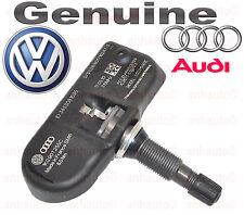 "Genuine Volkswagen Audi ""NEW""  Tire Pressure Monitoring Sensor (TPMS)  (315 MHz)"