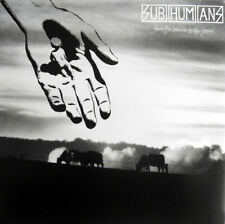 SUBHUMANS 'From Cradle to Grave LP 2017 Citizen Fish Culture Shock Pagans Switch