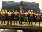 WWE Action Figures Mysterio, Hurricane, Chavo, Kidman, London, Tajiri, Kalisto