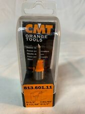 Cmt Tools 813.601.11 - Screw Slot Bit, 1/2-Inch Diameter, 1/2-Inch Shank