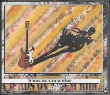 """ TURDS ON A BUM RIDE "" RARO 2 CD ITALY ONLY 1989 GARAGE ROCK"