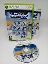 Wintersport die nächste Herausforderung 2009-Microsoft Xbox 360