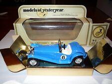 MATCHBOX - AUTO - RILEY MPH 1934 - SCALA 1:47 - NUOVA  - ANNO I973 -