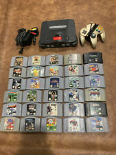 Nintendo 64 Lot - 30 Games - Free Shipping - Tested Working