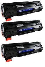 3 TONER COMPATIBILI PER STAMPANTE LASER HP LASERJET P1102W CE285A 85A RIGENERATO