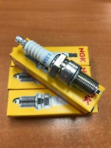 SPARK PLUGS 4 PACK BPR5ES 7734 NGK 41- SPARK PLUG BOAT ENGINE PARTS BOATINGMALL