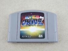 New Everdrive 64 v2.5 for Nintendo N64 Official Krikzz CIC Ready 2 2.5 US Seller