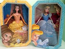 DISNEY SIGNATURE COLLECTION - BELLE AND CINDERELLA ..New