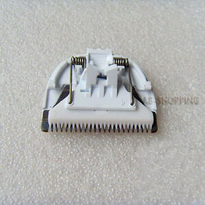 White Hair Trimmer Cutter Blade For Philips HC1055 HC1066 HC1099 Shaver