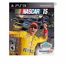 NASCAR 15 VICTORY EDITION PS3 NEW! INCLUDES 2016 SEASON UPDATE! 16, JEFF GORDON