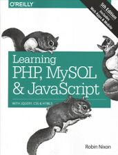 Learning Php, Mysql & JavaScript : With jQuery, Css & Html5, Paperback by Nix.