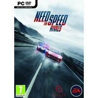 Need for Speed Rivals Game PC - Brand New!