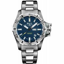 BALL Engineer Hydrocarbon Submarine Warfare 42mm Blue Dial Titanium Strap DM2276A-S3CJ-BE