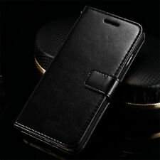 Hot Flip Wallet Magnetic Card Leather Case Cover For iPhone X SE 5 6 6S 7 8 Plus