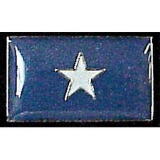 CIVIL WAR CSA BONNIE BLUE FLAG LAPEL / HAT PIN/ TIE TAC New 13053 SIZE 7/8 INCH