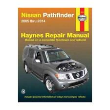 Nissan Pathfinder Automotive Repair Manual by Killingsworth, Jeff/ Haynes, Jo...