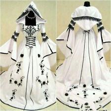 Black Celtic Wedding Dresses