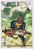 52 (Week Twenty-Three) #23 (Oct 2006, DC) Black Adam, Isis [Origin Wildcat] D