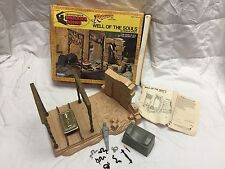 Indiana Jones Raiders of the Lost Ark 1982 Kenner Well of Souls Action Playset..