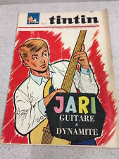 TINTIN  N°864 17e ANNEE  13 MAI 1965 REVUE MAGAZINE VINTAGE