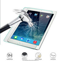 Premium Real Tempered Glass Screen Film Guard Protector for iPad 2 3 4 Pro 12.9""