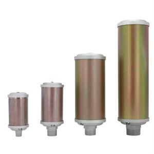 "22014 Muffler Male NPT Exhaust Air Filter for Quincy Compressor 3/4"" Silencer"