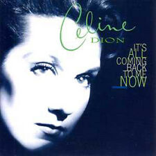 CD SINGLE Céline DIONIt's all coming back to me now - Australie - 4-Track CARD