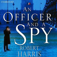 2Officer and a Spy, An by Robert Harris 13 CD AUDIO BOOK NEW UNPLAYED