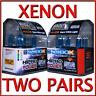 9005&9006 5900K 100W XENON HID HALOGEN HEADLIGHT BULBS