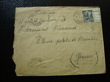 TUNISIE - enveloppe 1945 (cy12) tunisia