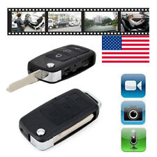 65dB Car Key Fob DVR Motion Detection Camera Camcorder Video Recorder for BMW US