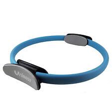 Pilates Yoga Gymnastik Widerstands Ring Circle mit 39cm Durchmesser blau