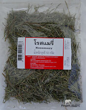 ROSEMARY Dried Whole Leaves Herb Spices Seasonings - 50g (1.76oz)