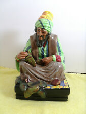 """Vintage Collectible Royal Doulton Figurine """"The Cobbler"""" Hn 1706 Retired"""