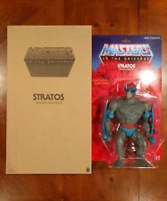 """NEW Masters of the Universe STRATOS Giants 12"""" Figure NIB Adult Collector Mattel"""