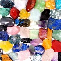 1 kg  gemischte Rohsteine Wassersteine Edelstein Dekosteine Heilstein Dekostein