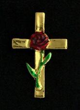 Masonic Scottish Rite Rose Croix Lapel Pin - Version 3 (18-LP3)