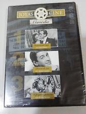JOYAS DEL CINE COMEDIA DVD 18 ETERNAMENTE TUYA ARCA ORO PEQUEÑA PRINCESA NUEVA