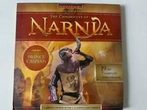 The Chronicles of Narnia 19 CD's 7 Audio Dramas Lmtd. Edition Prince Caspian