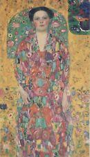 Gustav Klimt, Portrait of Eugenia (Mada) Primavesi, Hand Signed Lithograph